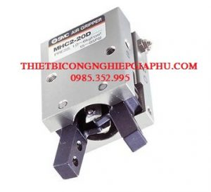 xi lanh kẹp SMC MHC2-25D MHC2-25S