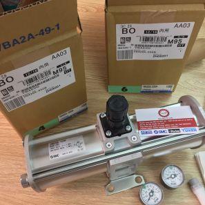 Bộ tăng áp suất khí nén VBA20A-03GN