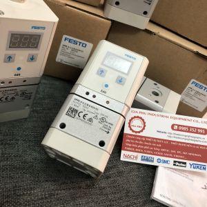 Bộ điều chỉnh áp suất theo tiêu chuẩn FESTO-VPPE-3-1-1 / 8-6-010-E1