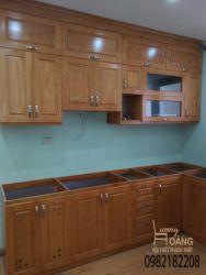 Tủ bếp 1