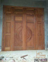 Cửa gỗ 34