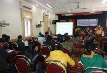 Sơ kết 1 năm thực hiện dự án UNDP- GEF SGP và tổ chức lễ hội cúng rừng của cộng đồng tại huyện Quế Phong