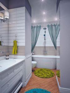 Rèm Phòng Tắm Mã sp: 009