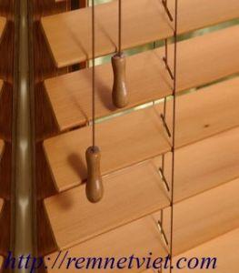 Rèm sáo gỗ Bản 5.0 Mã sp: MSJ 007