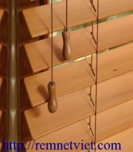 Rèm sáo gỗ Mã sp: NV 012