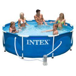 Hồ bơi khung kim loại Intex 28202