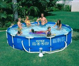 Hồ bơi khung kim loại Intex 28212