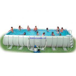 Hồ bơi chữ nhật siêu lớn Intex 28362