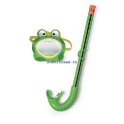 Kính và ống thở hình ếch Intex 55940
