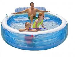 Hồ bơi phao gia đình Intex 57190