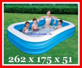 Hồ bơi phao gia đình Bestway 54006