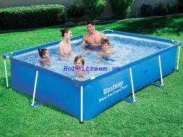 Hồ bơi khung kim loại Bestway 56403