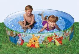Hồ bơi lắp dựng gấu Pool Intex 58475