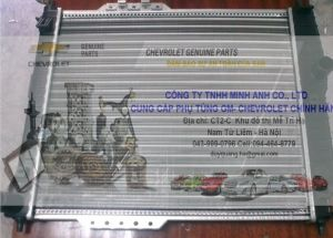 Két nước làm mát động cơ xe Gentra chính hãng GM