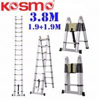 Thang rút đôi KOSMO cao cấp 3.8M