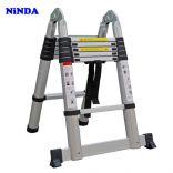 Thang nhôm rút gọn chữ A Ninda ND-38AL