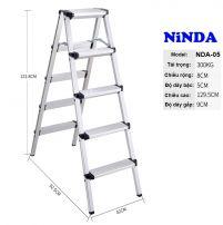 Thang nhôm Ninda NDA-05