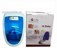 Máy xông hút mũi họng 2 trong 1 AG-Life hi baby