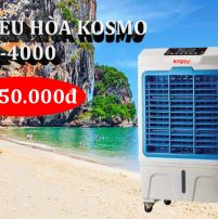 Quạt điều hòa không khí KOSMO E4000