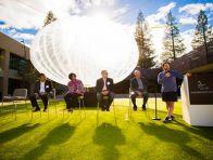 Phủ sóng Internet bằng bóng bay khổng lồ