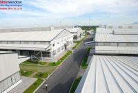 Naviwindow thi công lắp đặt cửa nhôm Xingfa trang trại gà Tây Ninh