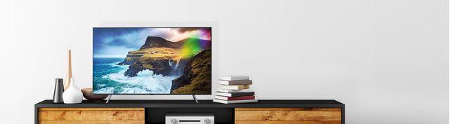 QLED Tivi Samsung 55Q75, 55 Inch, 4K HDR, Smart TV Model 2019