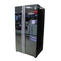 Tủ Lạnh SBS Hitachi Inverter RM700GPGV2XMIR Màu Gương Đen