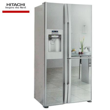 TỦ LẠNH SBS HITACHI R-M700GPGV2 (GS) - 584 Lít (Bạc)