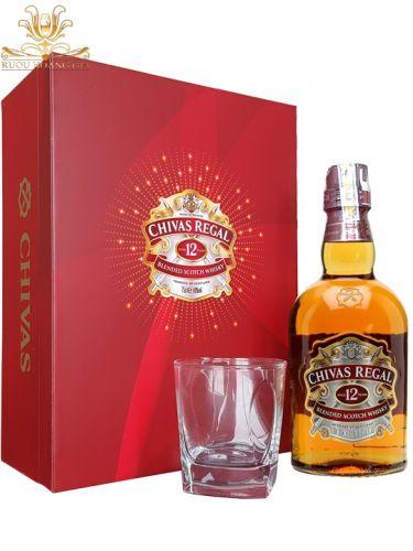 Rượu Chivas 12 hộp quà