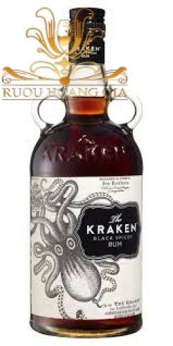 Rượu Kraken 0,7L