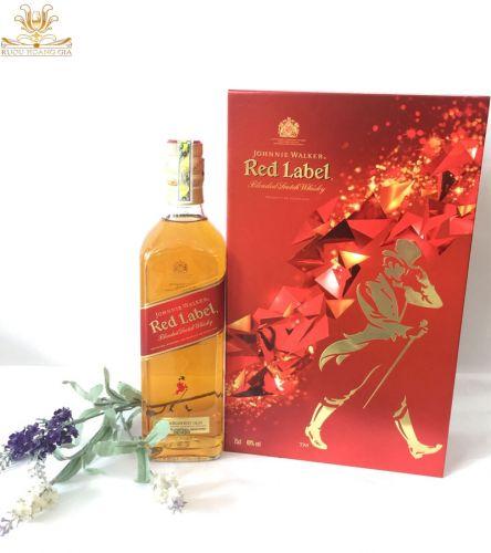 Johnnie Đỏ hộp quà