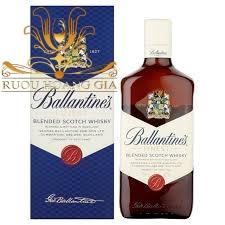 Rượu Ballentines Finest 1L