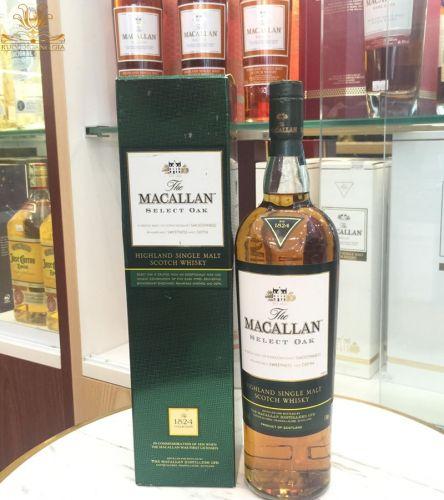Rượu Macallan 1824 1L