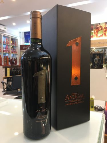 Rượu Vang Antigal số 1