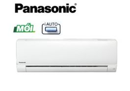 Điều hòa Panasonic 1 chiều 9.000BTU KC9QKH-8