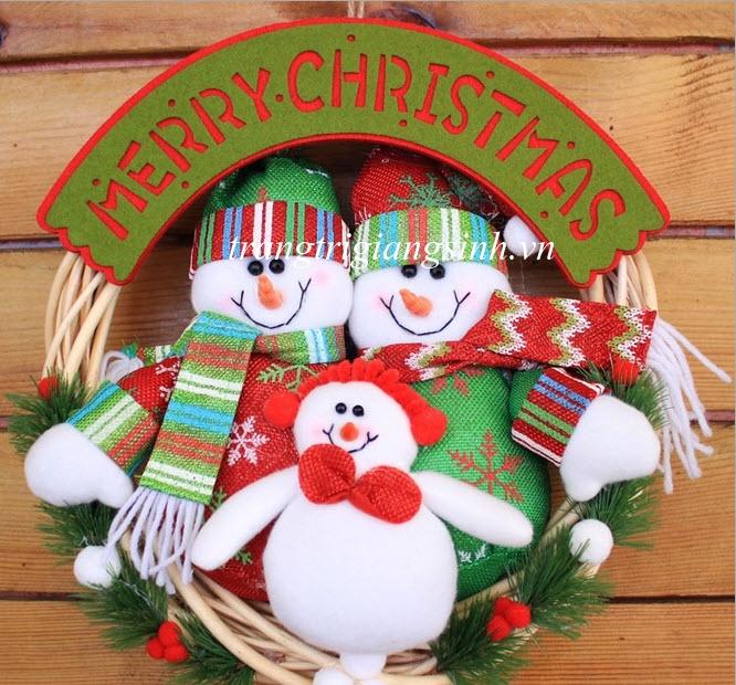 Vòng Nguyệt Quế Giáng Sinh Số 9
