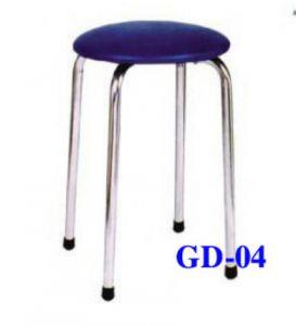 Ghế Hòa Phát GD04M - chân mạ