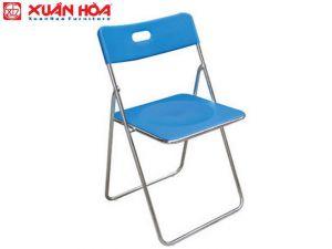 Ghế gấp khung inox Xuân Hòa GI-22-00