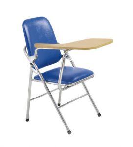 GG04B-S ghế gấp liền bàn chân sơn nội thất 190