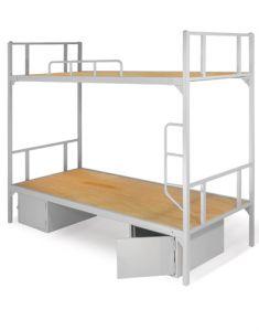 Giường sắt 2 tầng nội thất 190 JS-2T-H-G