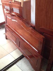 Giường gỗ tự nhiên G1520