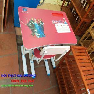 Bộ bàn ghế học sinh BHS29A-3 - Melamine can giống