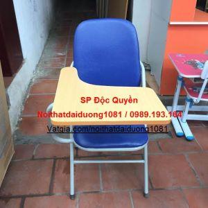 Ghế có bàn viết, ghế liền bàn GLB04BS