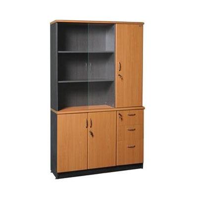 NT1960-3B3N tủ gỗ Newtrend nội thất Hoà Phát