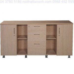 HR860 tủ gỗ Royal cao cấp Hòa Phát