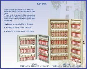Hộp treo chìa khóa 200 chìa KBX200