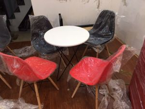 Ghế chân đan bàn tròn GCD-J1