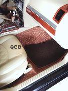 Những nét nổi bật và khác biệt của thảm lót sàn ô tô Eco Made in Việt Nam
