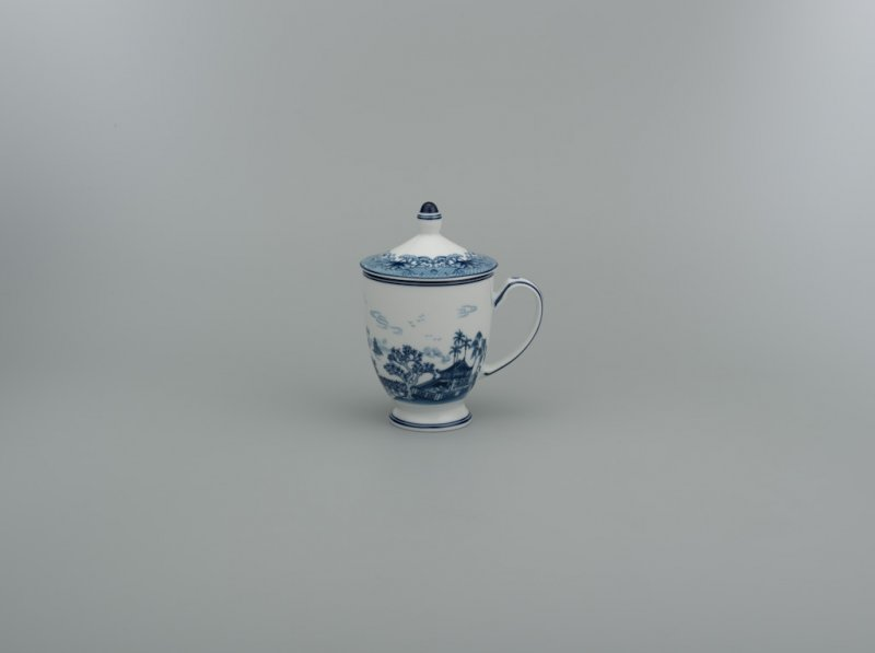 Ca trà 0.30l+nắp HỒN VIỆT