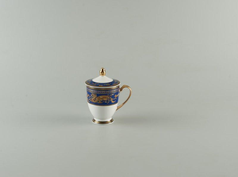 Ca trà 0.30l+nắp CẨM TÚ
